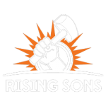 Rising Sons Brewery Logo Cork Ireland