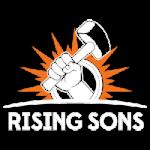 Rising Sons Brewery Logo Cork Ireland