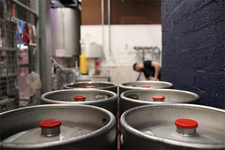 Beer kegs 3