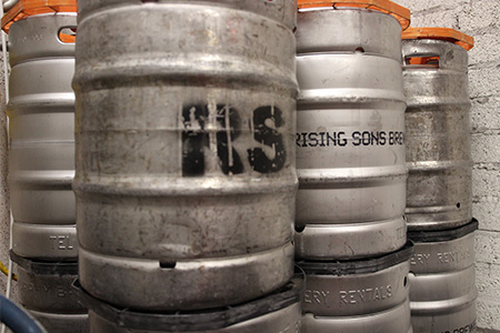 Beer kegs 2