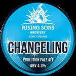 Rising Sons Brewery - Changeling-fisheye