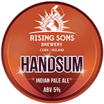 Rising Sons Brewery - Handsum-fisheye