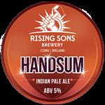 Rising Sons Brewery - Handsum-fisheye