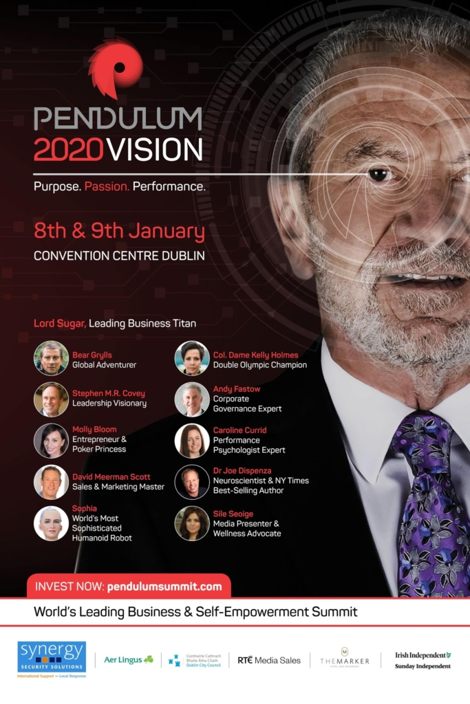 Pendulum 2020 Vision